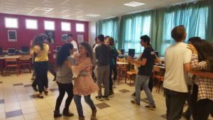 Projet danse